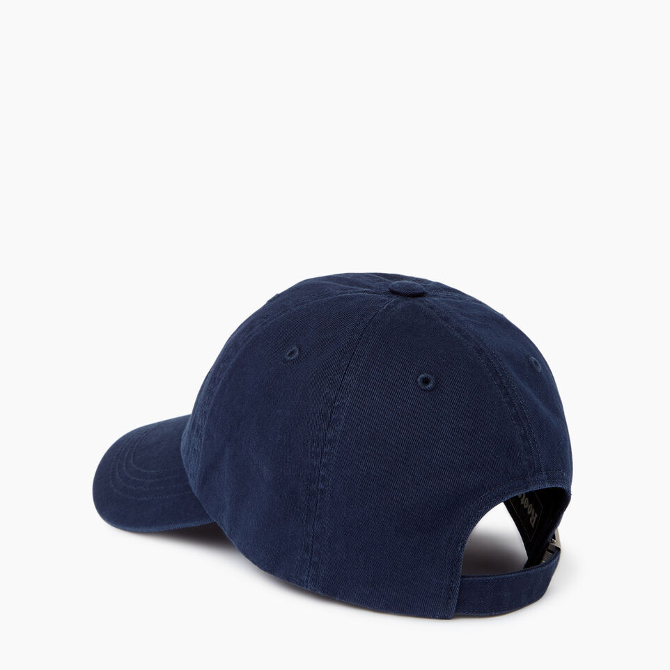 Roots-Men Categories-Roots Classic Baseball Cap-Navy-C