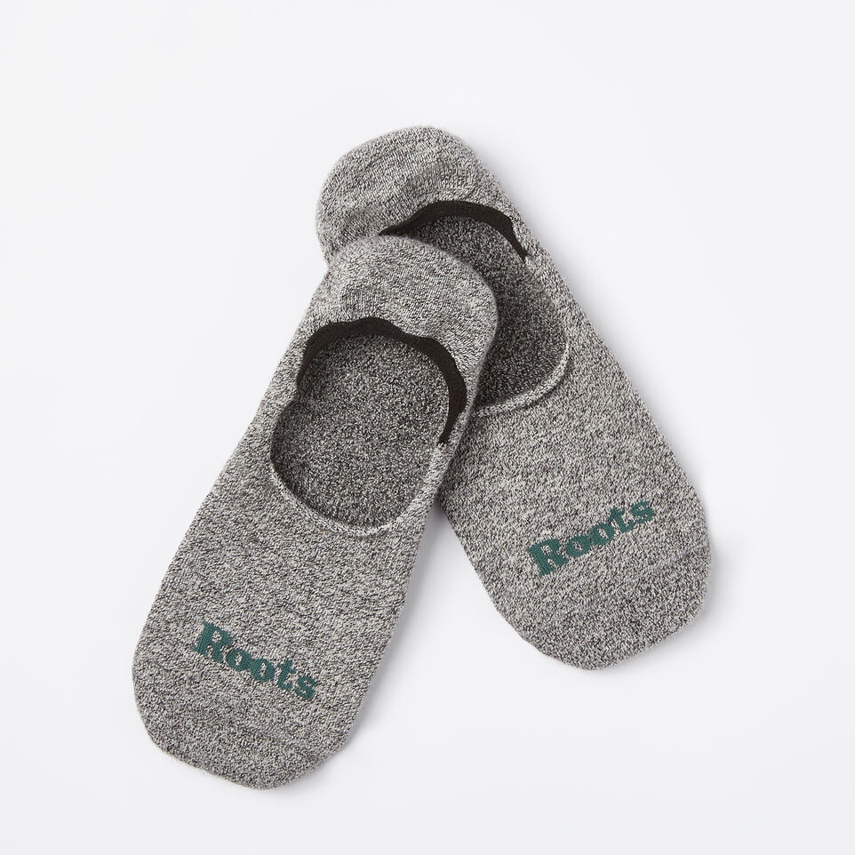 Roots-Womens No Show Sock 2 Pack