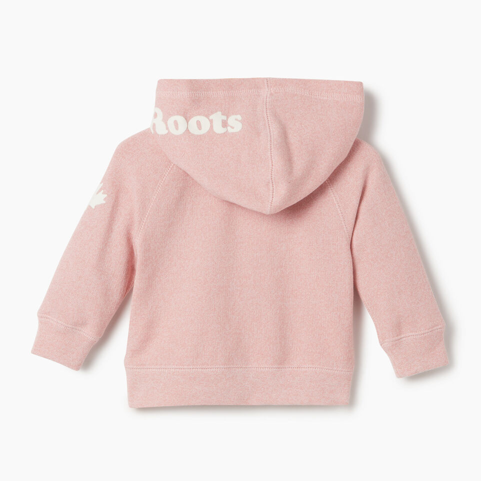 Roots-undefined-Baby Girl Banff Ski City Full Zip Hoody-undefined-B
