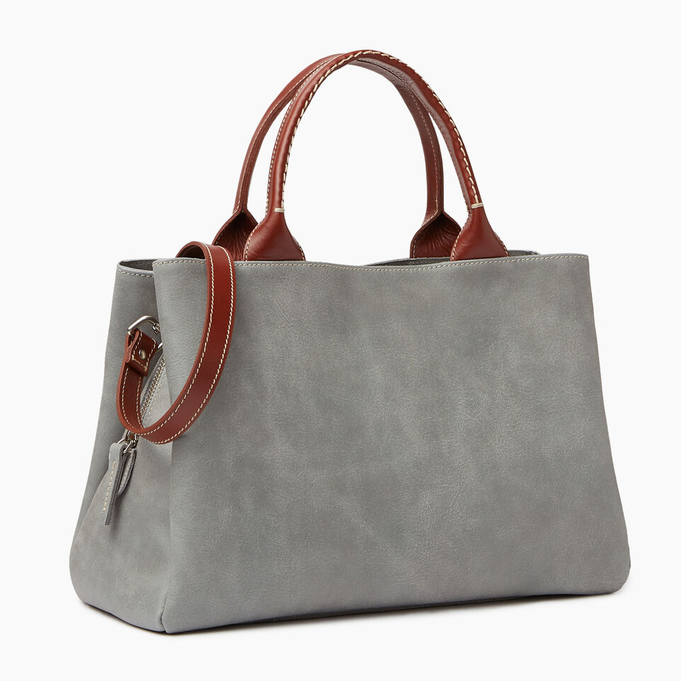 Roots-Leather  Handcrafted By Us Our Favourite New Arrivals-Mont Royal Bag-undefined-C