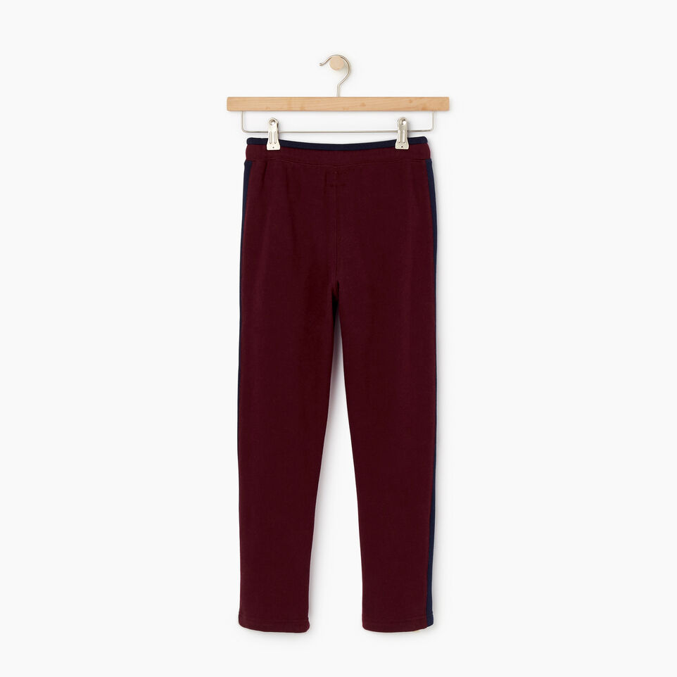Roots-Clearance Kids-Boys 2.0 Jogger-Cabernet-B