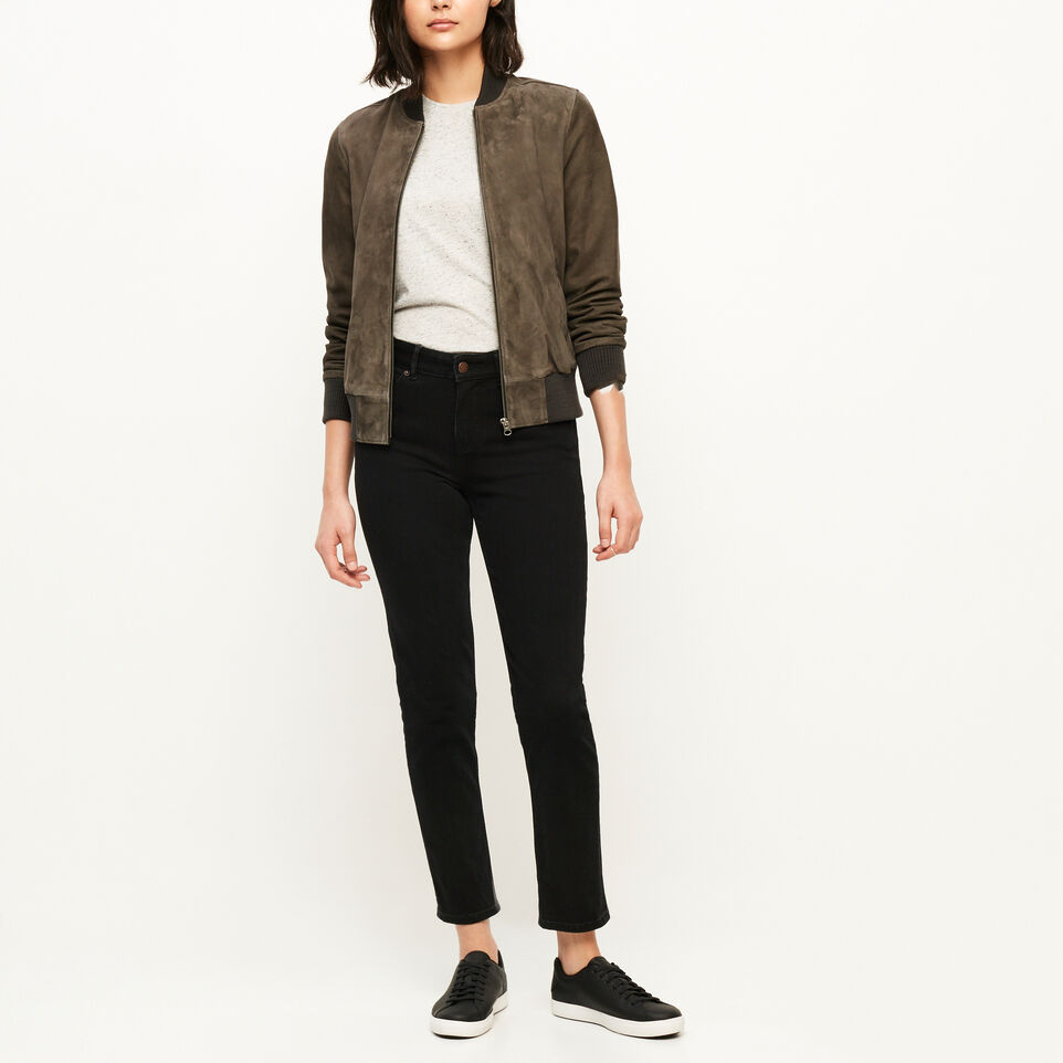 Roots-undefined-Commander Jacket Suede-undefined-B
