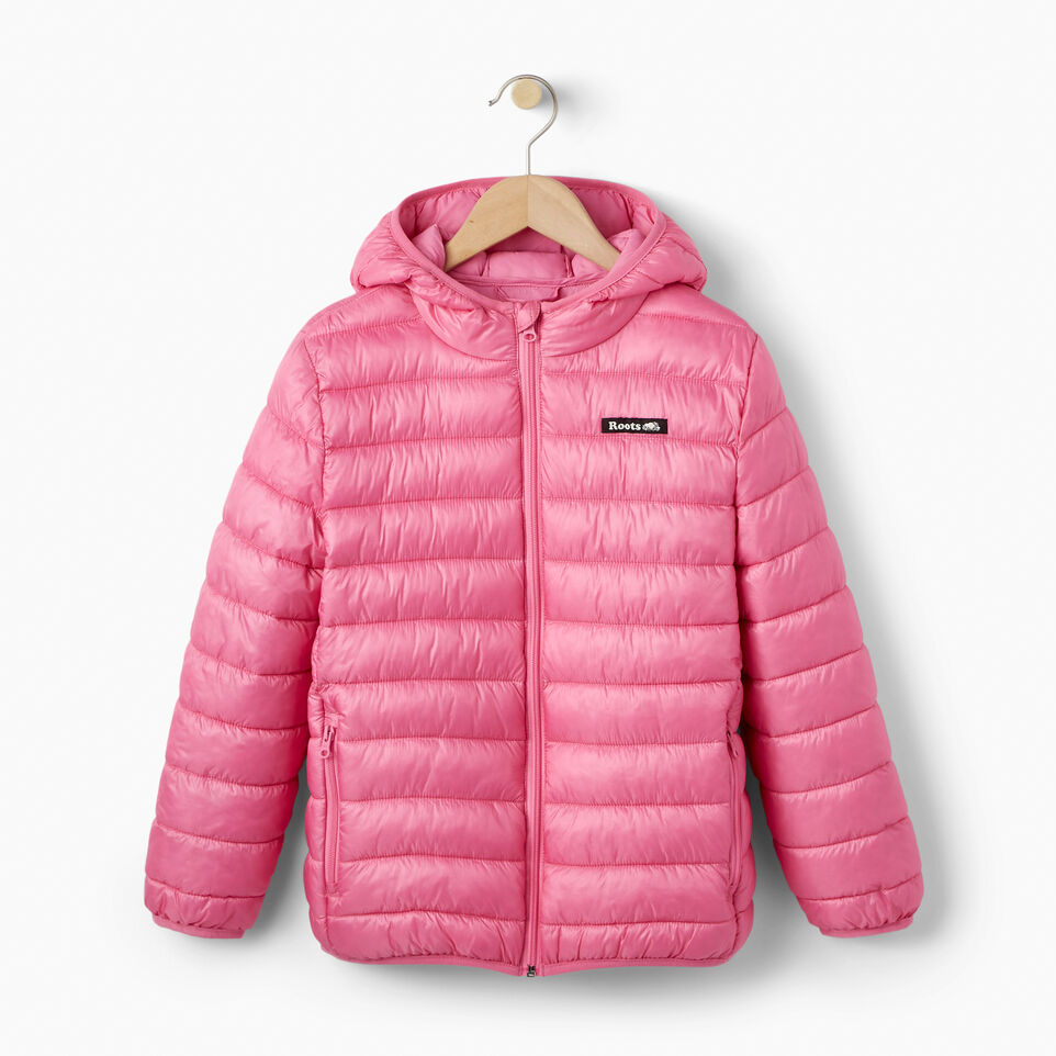 Roots-Girls Puffer Jacket