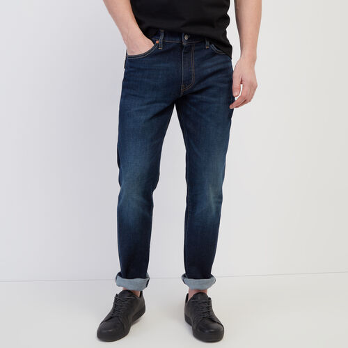 Roots-Men Bottoms-Levi's 511 Slim Fit 32-Denim Blue-A