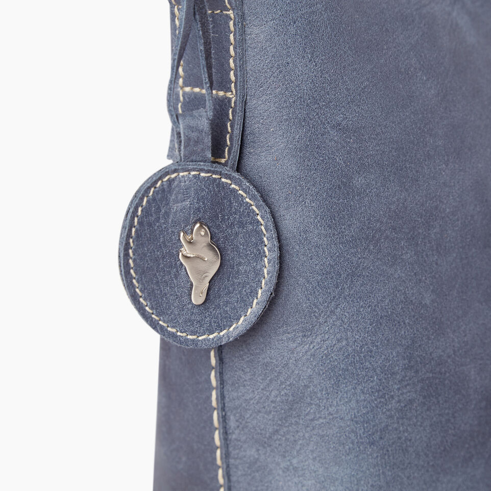 Roots-Leather Our Favourite New Arrivals-Rideau Crossbody-Navy-E
