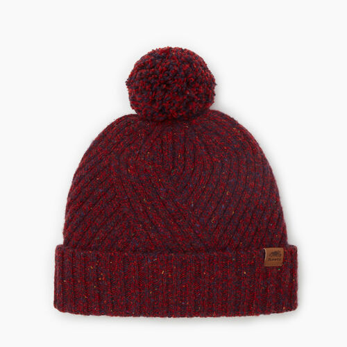 Roots-Gifts Accessory Sets-Highland Toque-Mulberry Mix-A