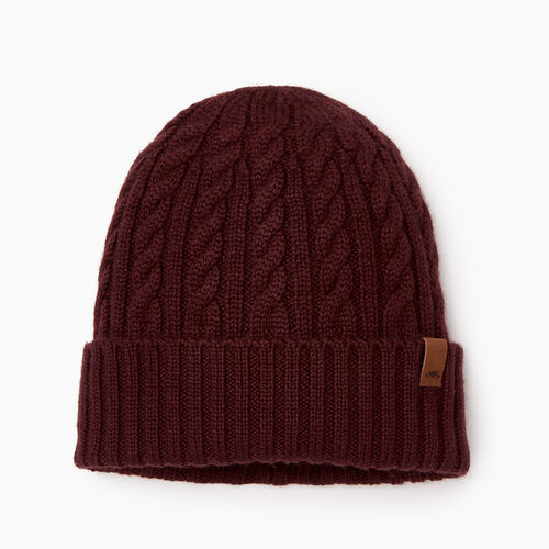 Roots-Men Our Favourite New Arrivals-Rothesay Toque-Crimson-A