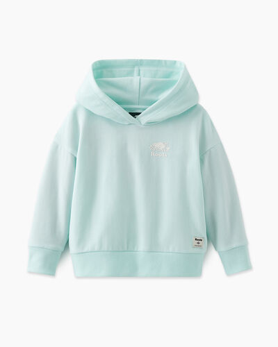 Roots-Sale Toddler-Toddler Cozy Fleece Hoody-Bleached Aqua-A