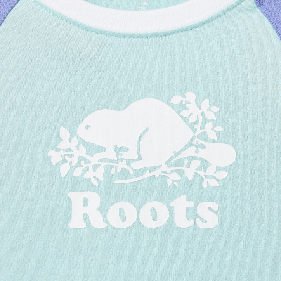 Roots-undefined-Baby Love Roots Canada Raglan T-shirt-undefined-C