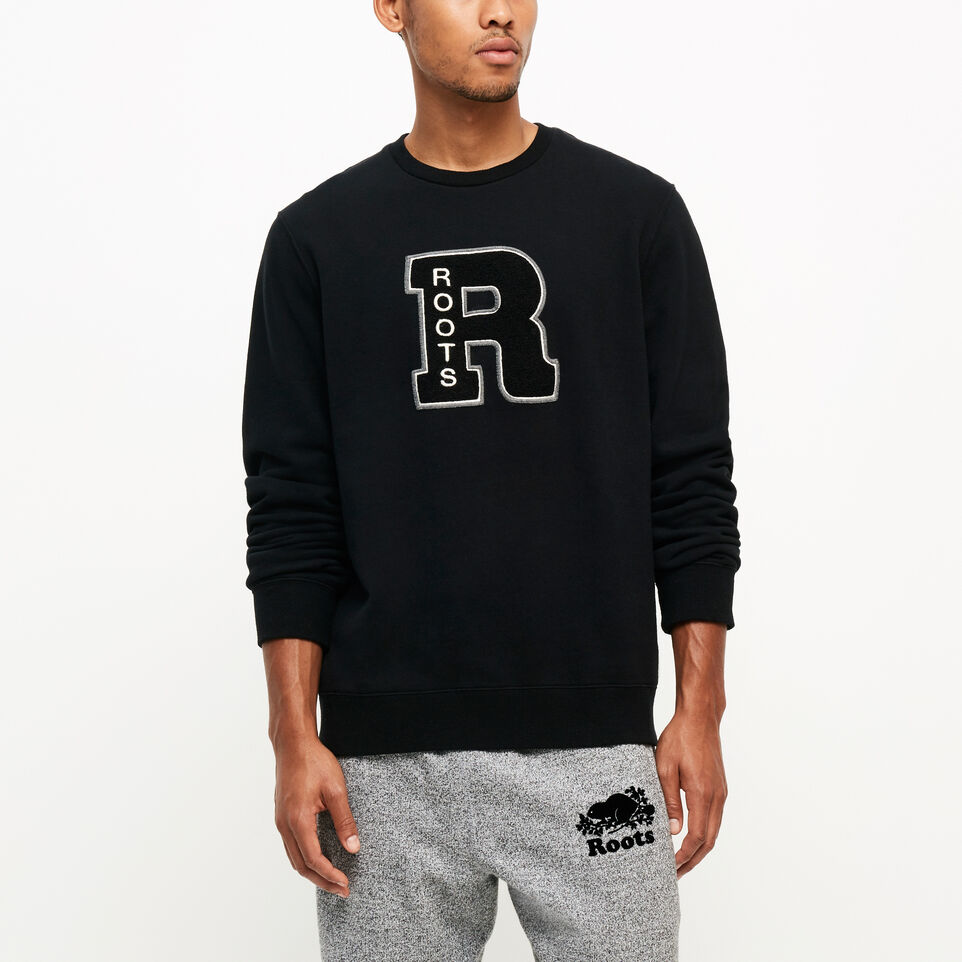 Roots-Alumni Crew Sweatshirt