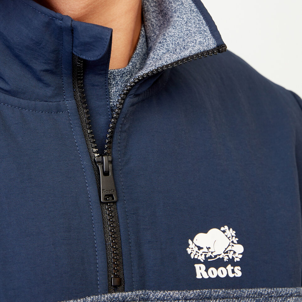 Roots-undefined-Mt. Odin Half Zip Sweatshirt-undefined-E