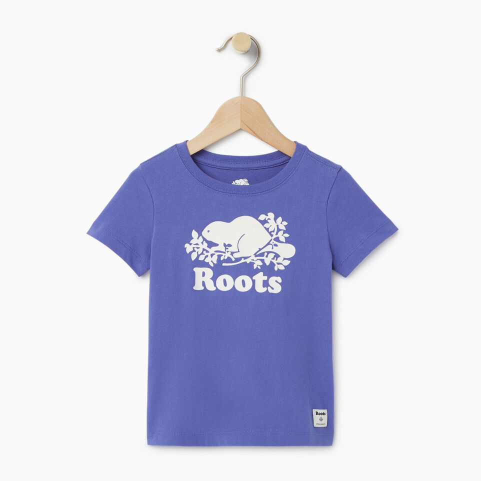 Roots-Kids Our Favourite New Arrivals-Toddler Original Cooper Beaver T-shirt-undefined-A