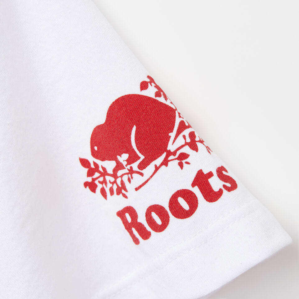 Roots-undefined-Womens Leaves Fade T-shirt-undefined-D