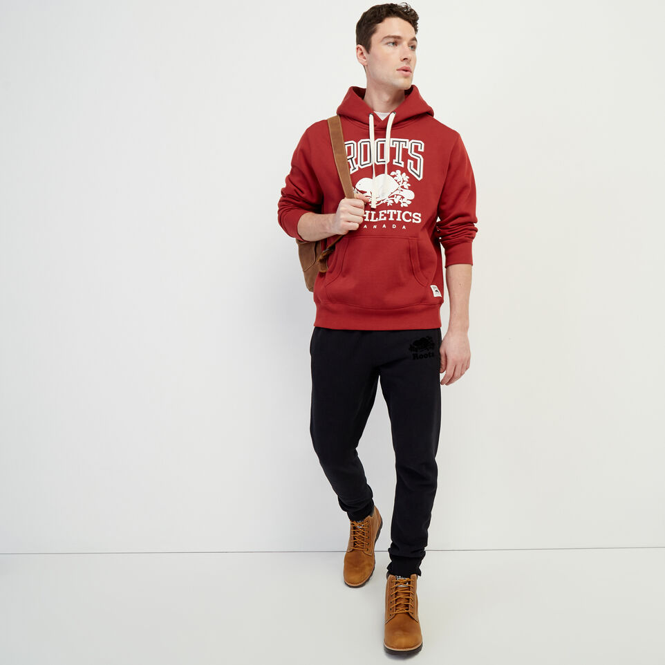 Roots-New For March Rba Collection-RBA Kanga Hoody-Rosewood-B