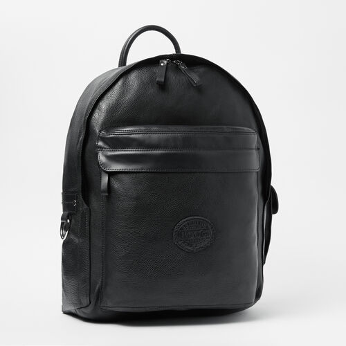 Roots-Men Backpacks-Student Pack Prince-Black-A