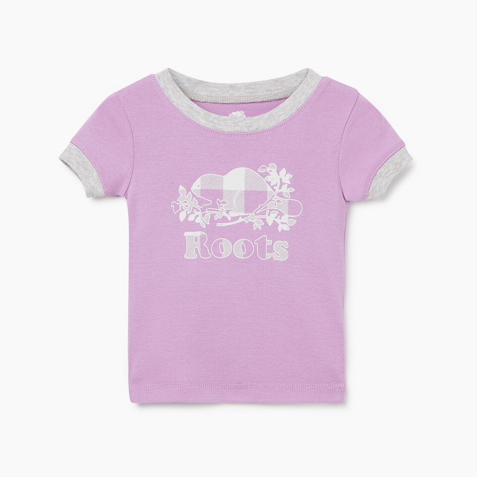 Roots-undefined-Toddler Plaid PJ Set-undefined-B