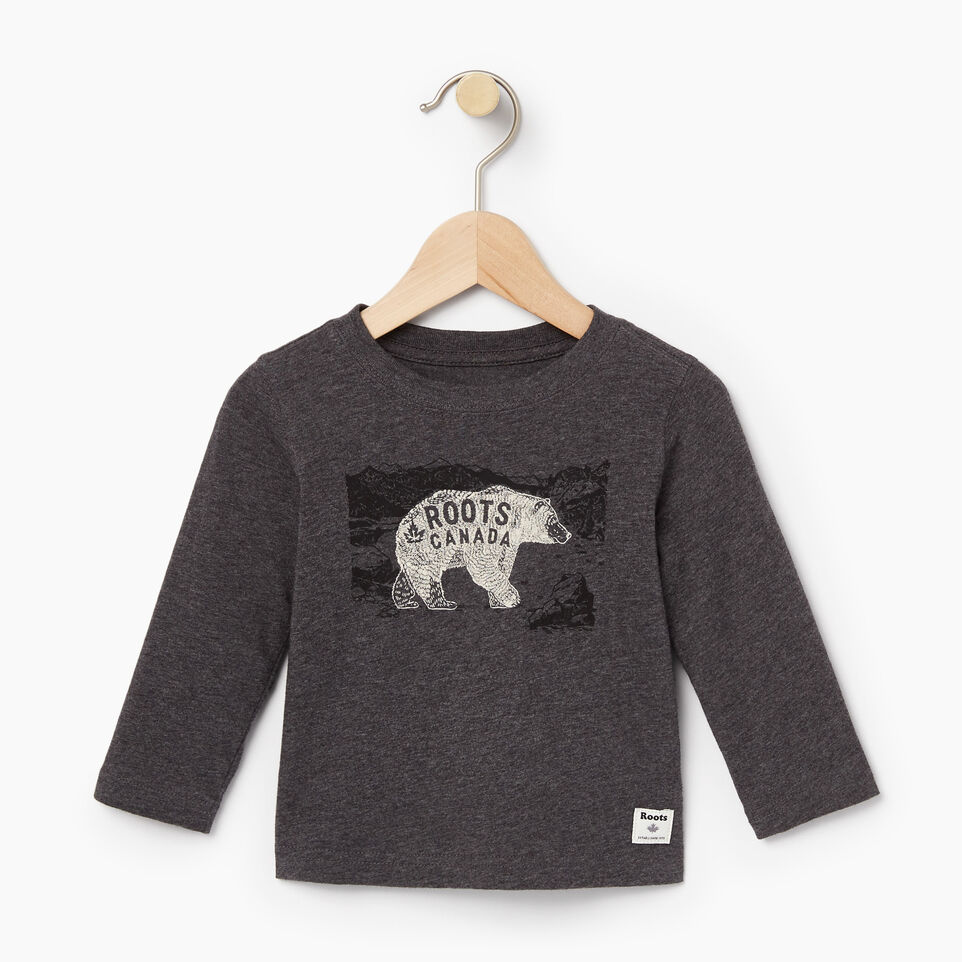 Roots-undefined-Baby Wilderness T-shirt-undefined-A