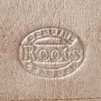 Roots-Leather Our Favourite New Arrivals-Medium Card Wristlet-Champagne-C