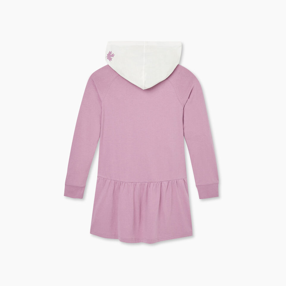Roots-undefined-Girls Remix Hoody Dress-undefined-C