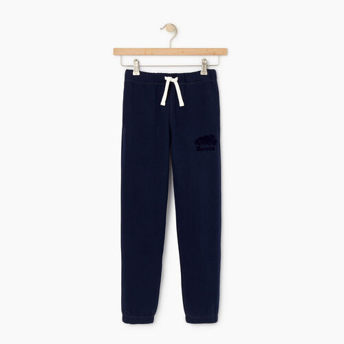 Roots-Kids Our Favourite New Arrivals-Girls Original Sweatpant-Navy Blazer-A
