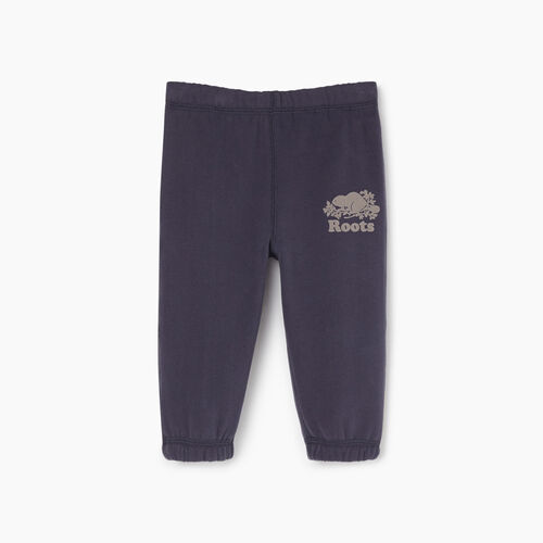 Roots-Kids Our Favourite New Arrivals-Baby Original Sweatpant-Graphite-A