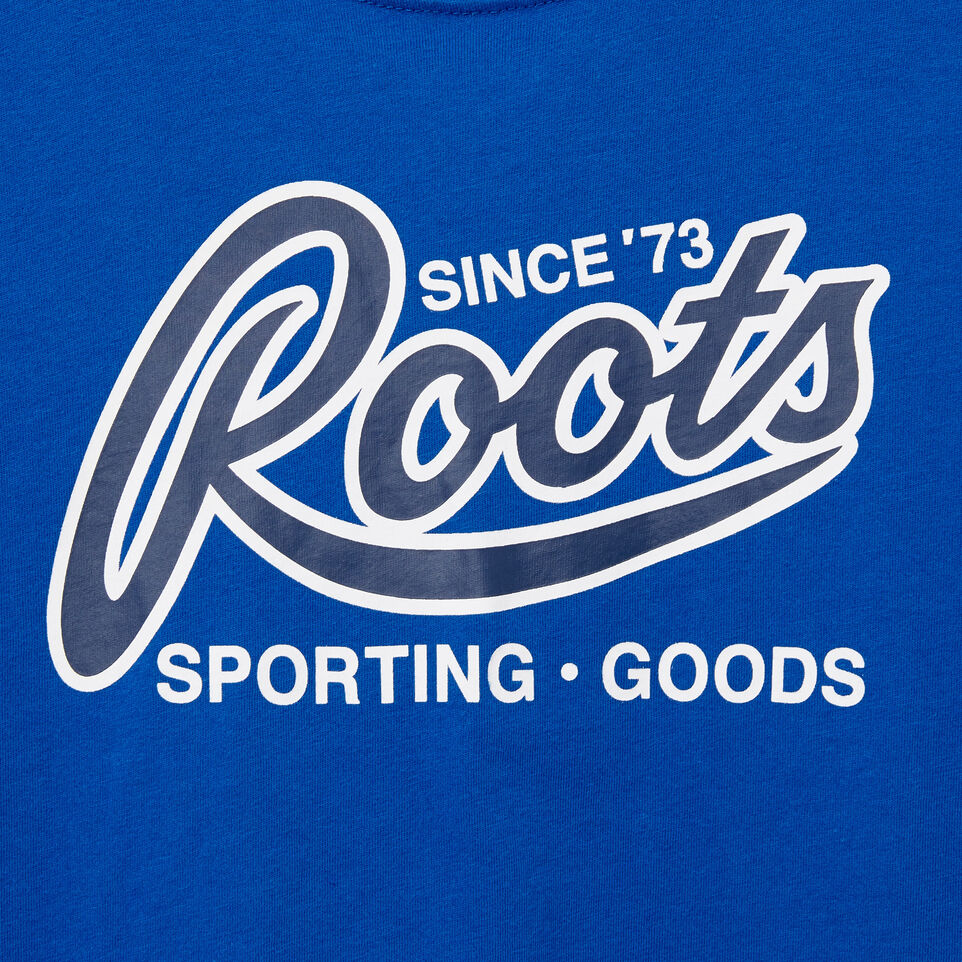 Roots-undefined-Boys Roots Sporting Goods T-shirt-undefined-D