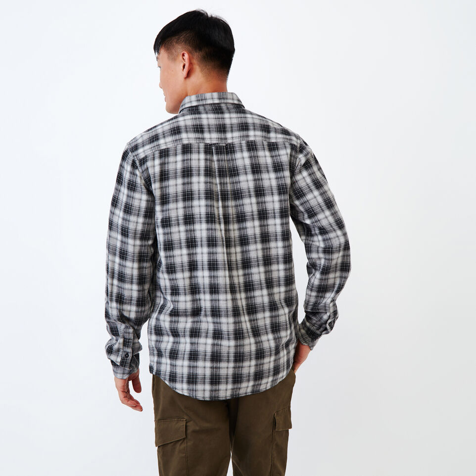 Roots-undefined-Double Cloth Shirt-undefined-D