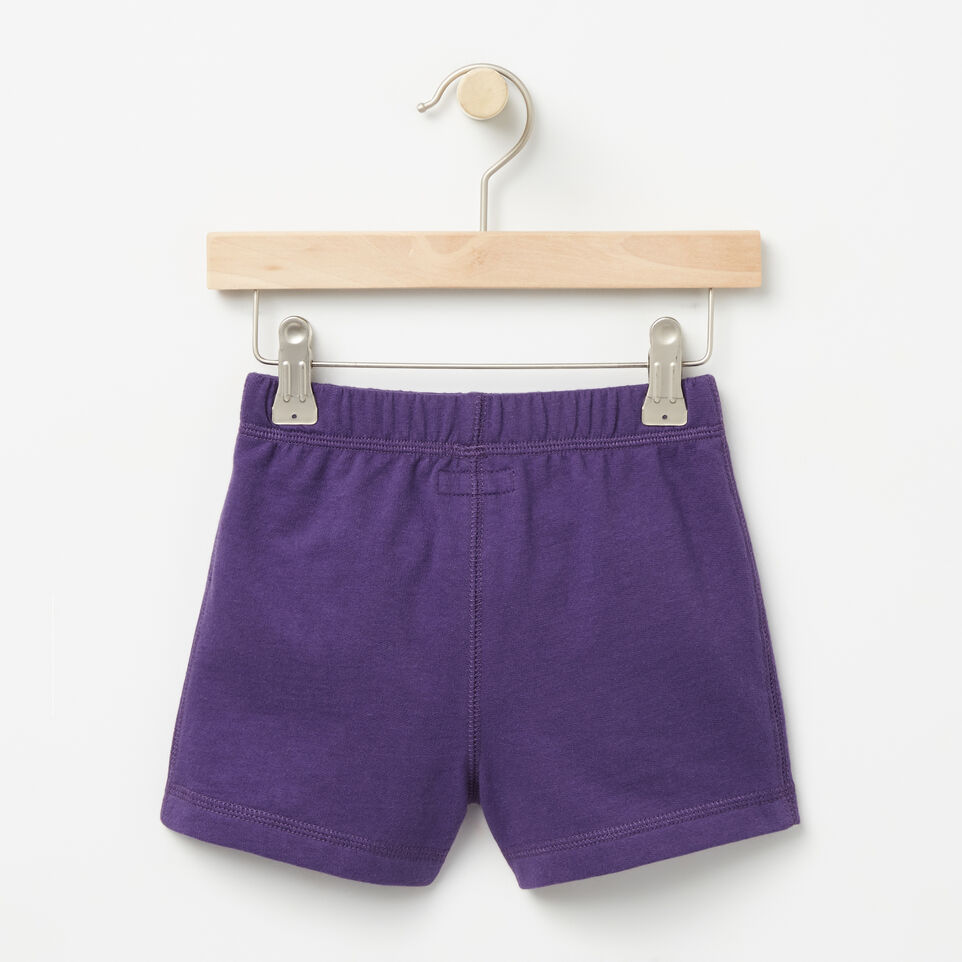 Roots-undefined-Baby Original Athletic Shorts-undefined-B