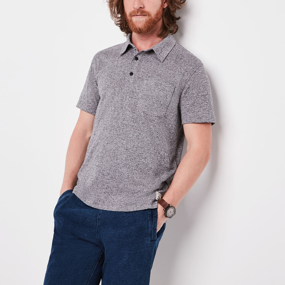 Roots-undefined-Pepper Jersey Polo-undefined-A
