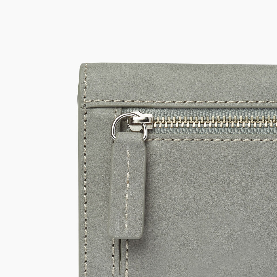 Roots-Leather Categories-Riverdale Slim Wallet-Quartz-E