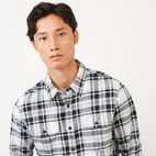 Roots-undefined-Emerson Shirt-undefined-D