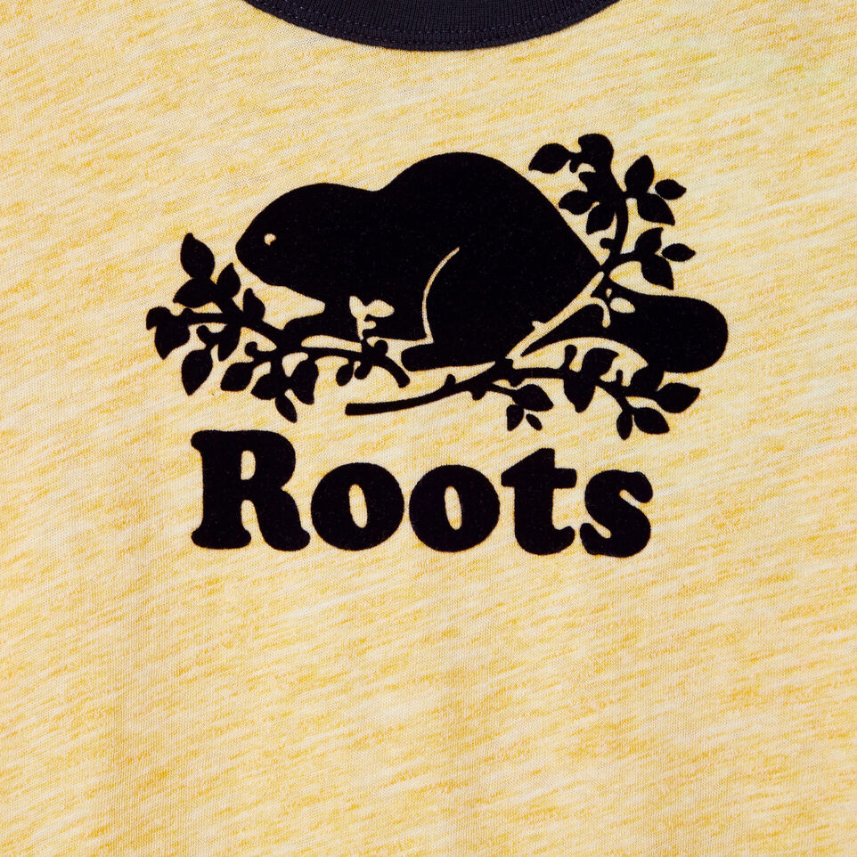 Roots-undefined-Toddler Roots Space Dye T-shirt-undefined-D