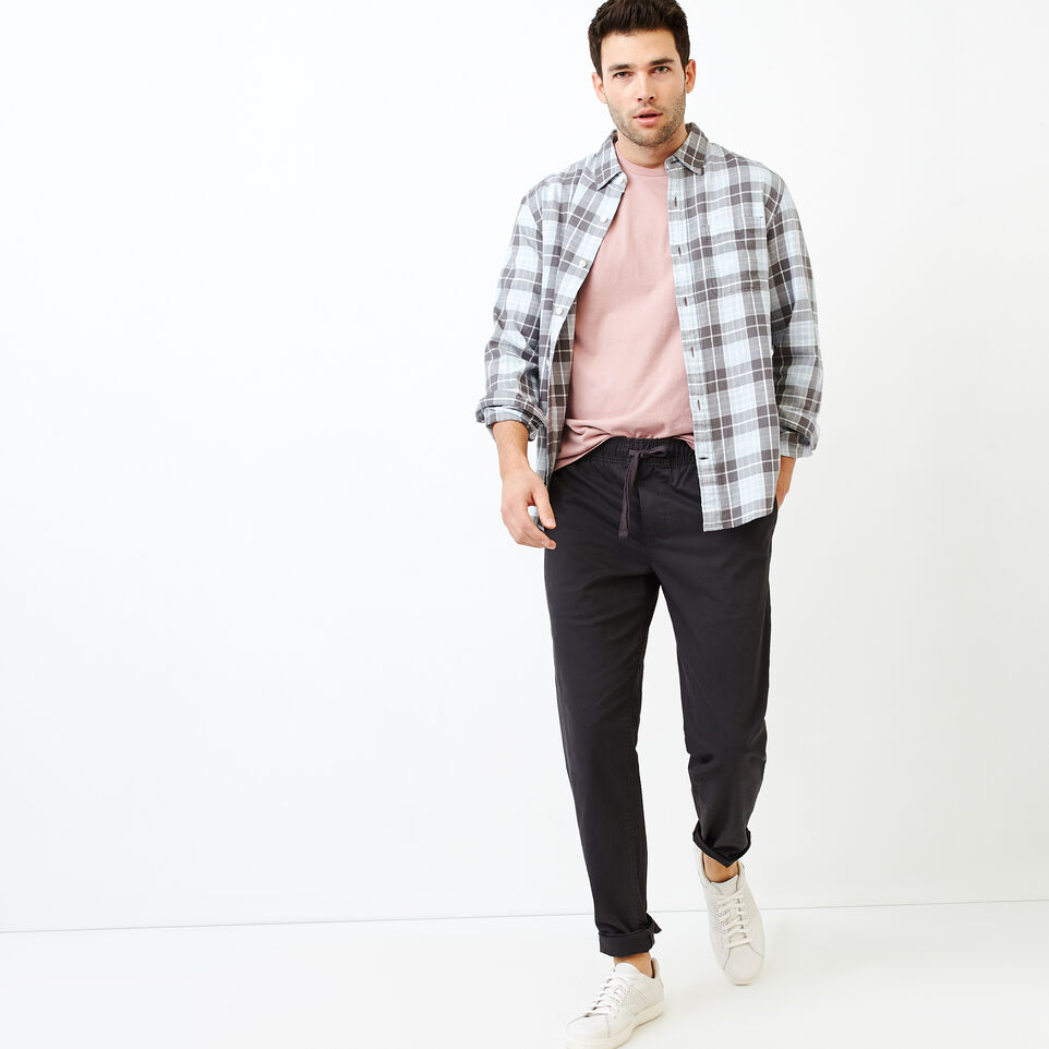 Roots-undefined-Graveley Plaid Shirt-undefined-B