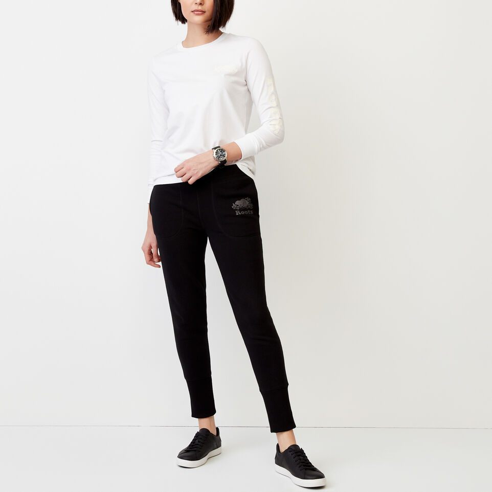 Roots-undefined-Roots Reflective Skinny Pant-undefined-D