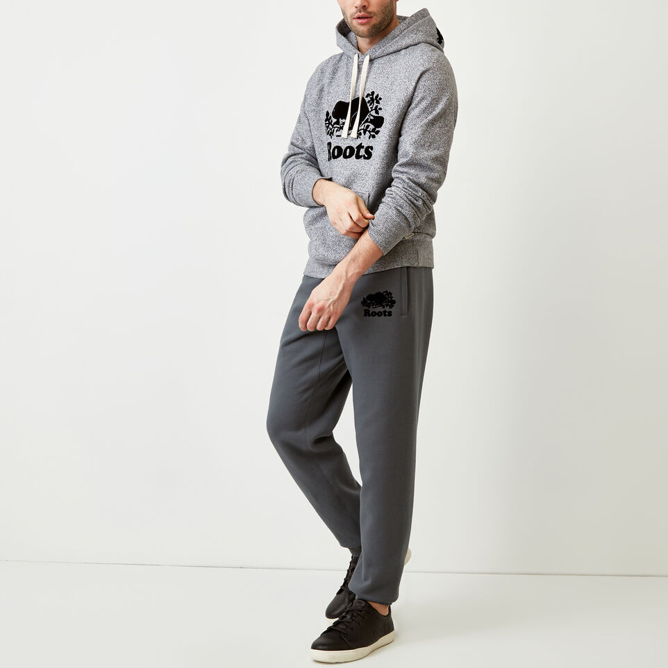 Roots-Men Our Favourite New Arrivals-Original Sweatpant-Iron Gate-B