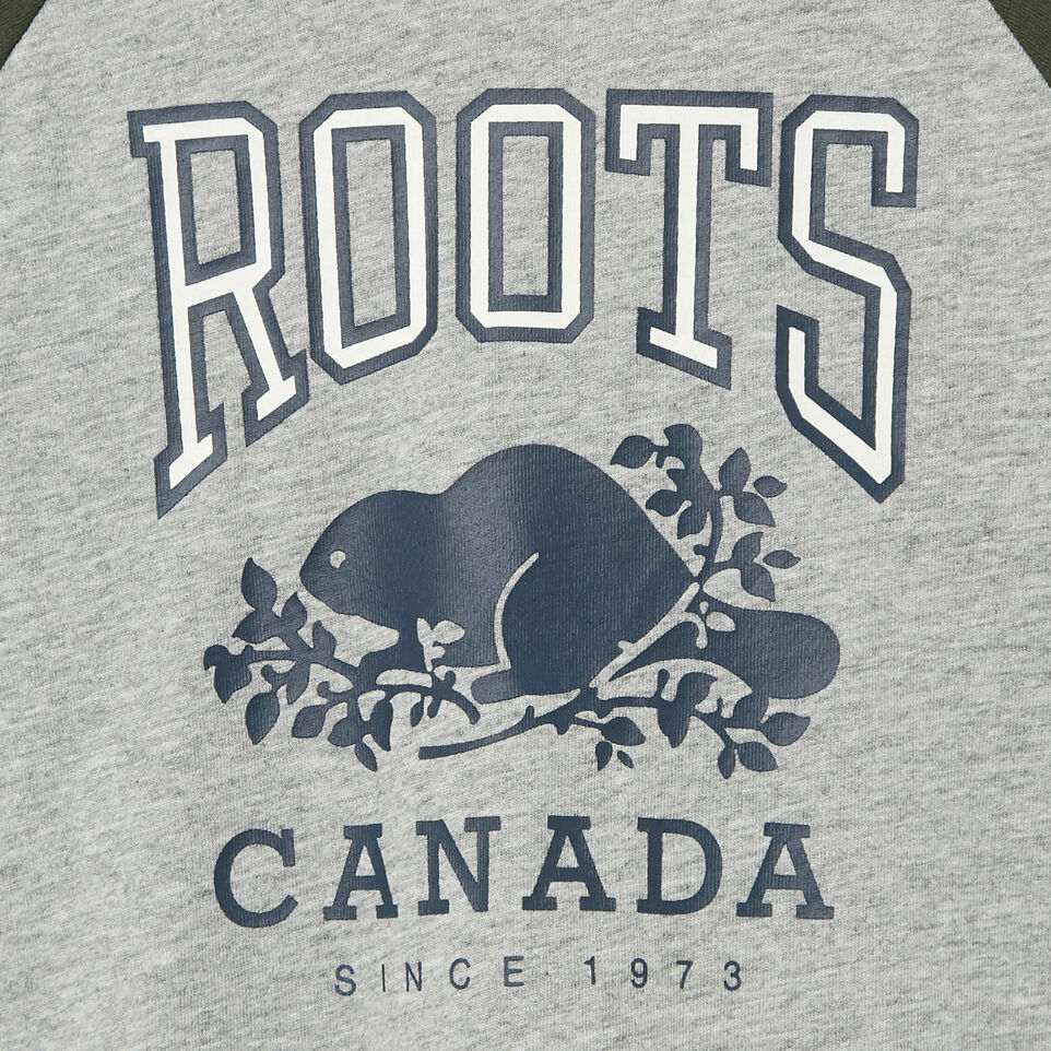 Roots-undefined-Baby Glow In The Dark Raglan Top-undefined-D