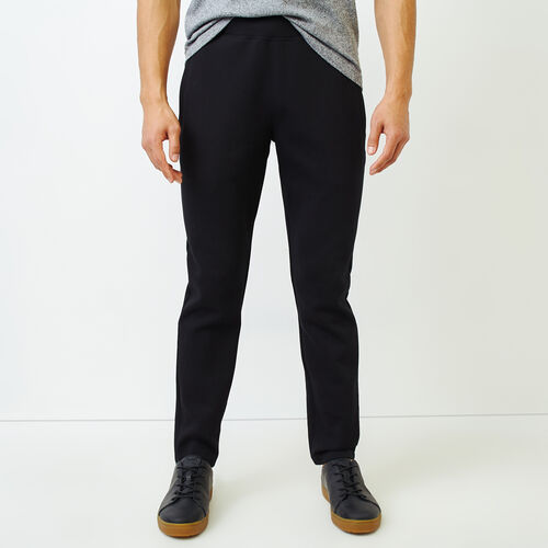 Roots-Men Our Favourite New Arrivals-Roots City Pant-Black-A