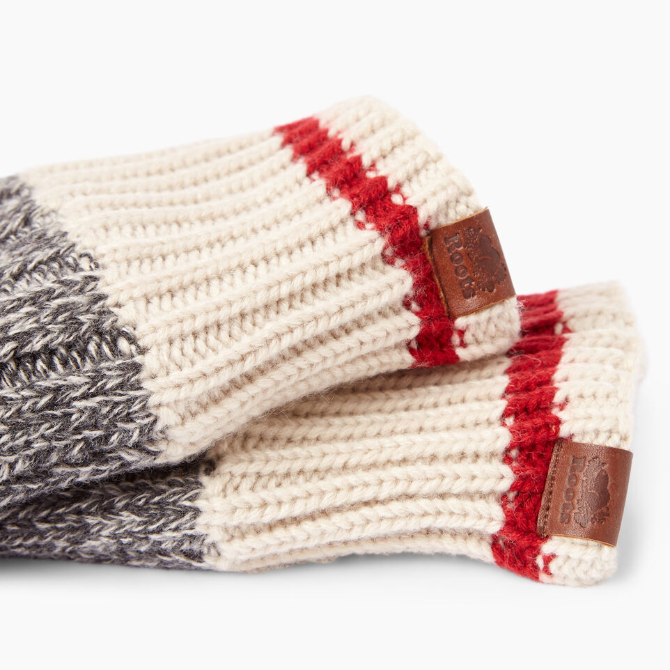 Roots-undefined-Roots Cabin Lounge Sock-undefined-B