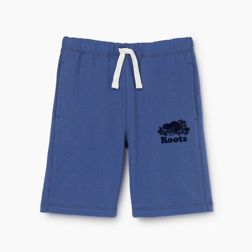 Roots-Kids New Arrivals-Boys Original Short-True Navy-A