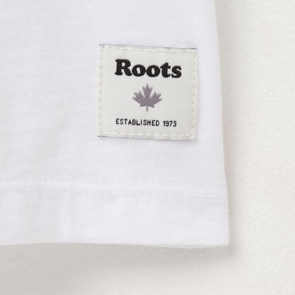 Roots-undefined-Womens Camp Patches T-shirt-undefined-C