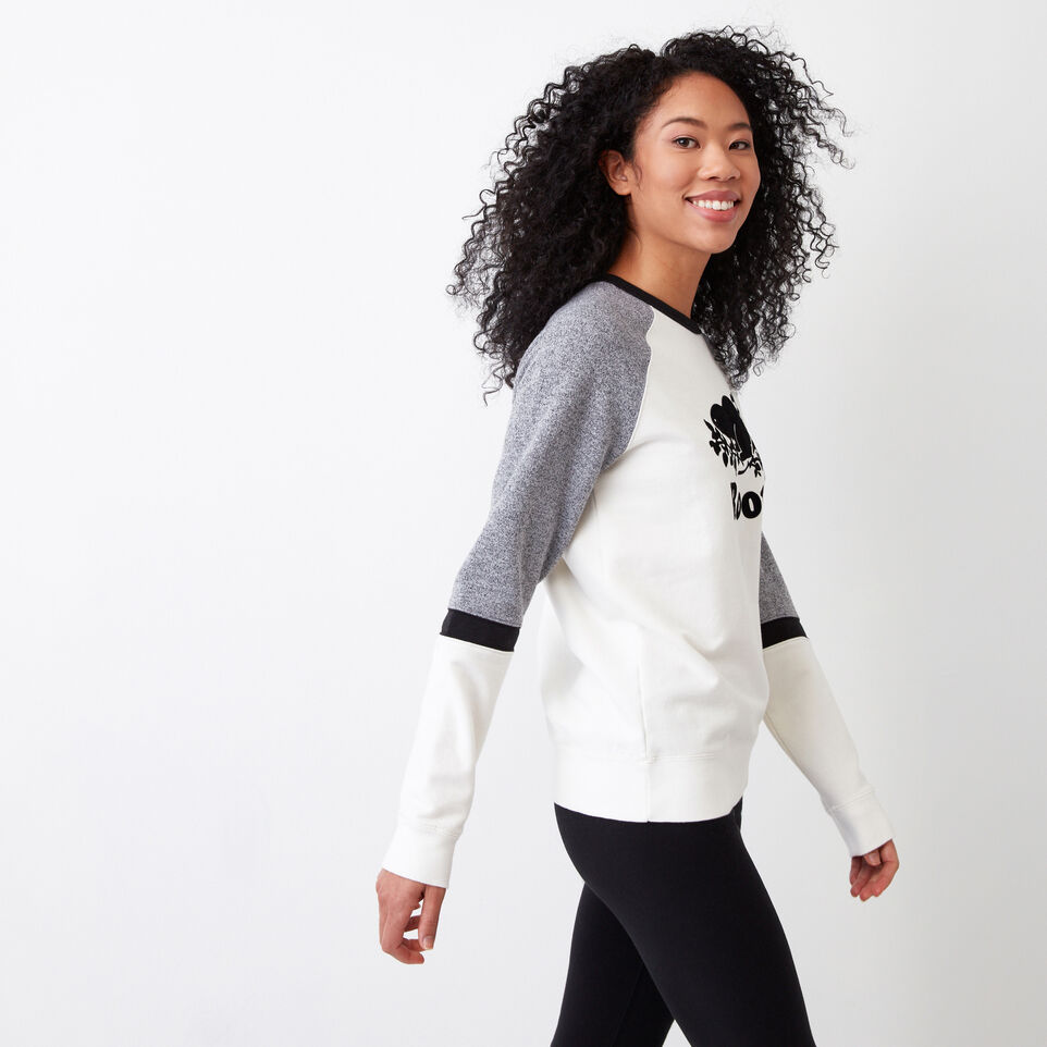 Roots-undefined-Cozy Colour Blocked Crew-undefined-C