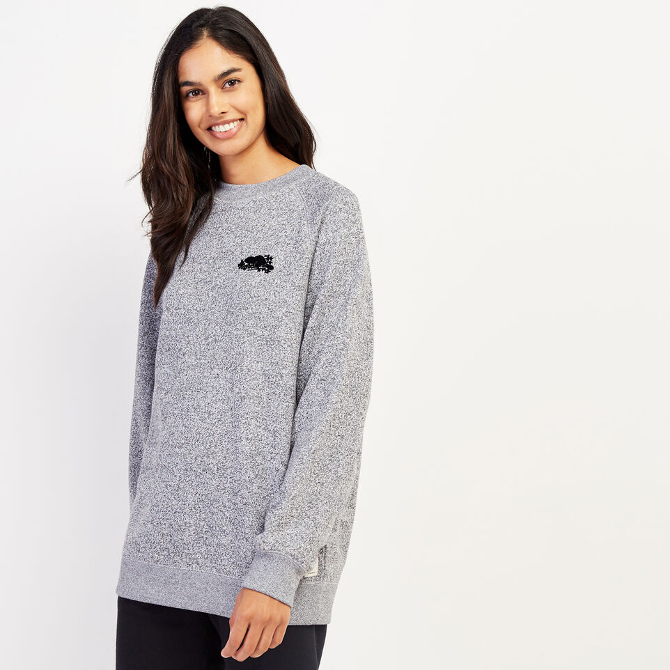 Roots-undefined-Remix Crew Sweatshirt-undefined-A