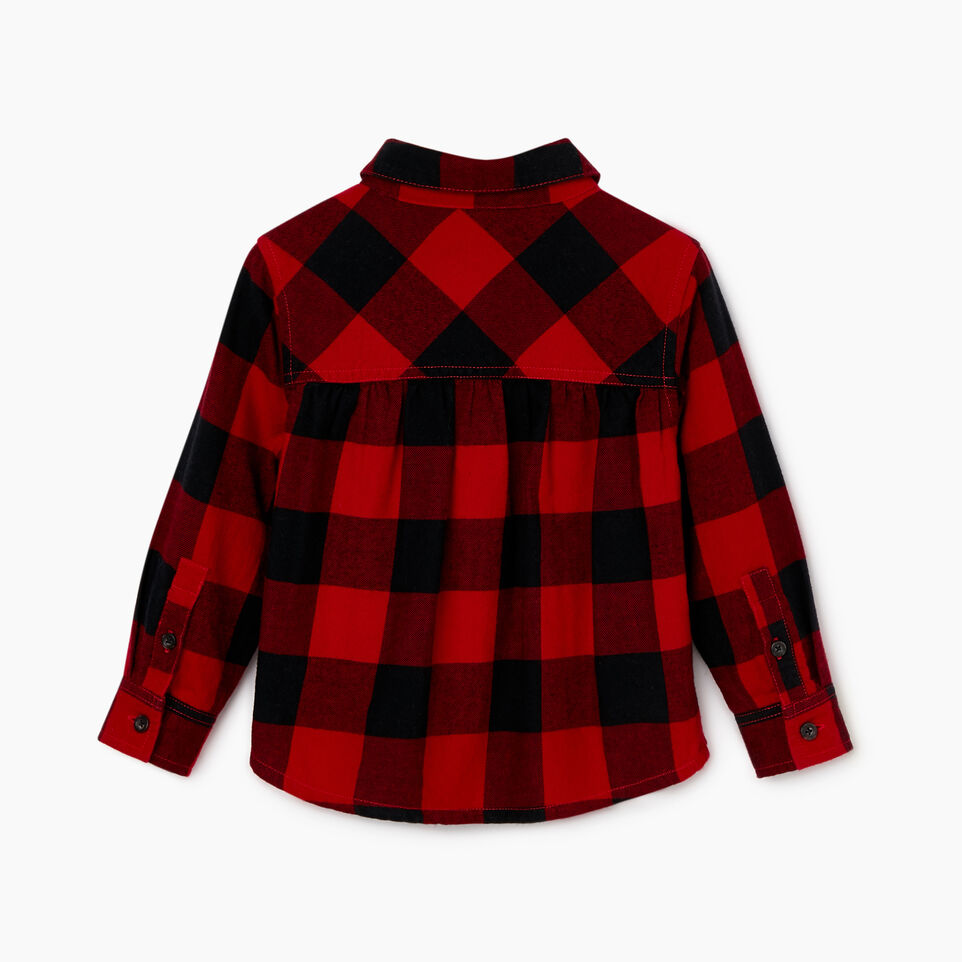 Roots-undefined-Toddler Park Plaid Shirt-undefined-B