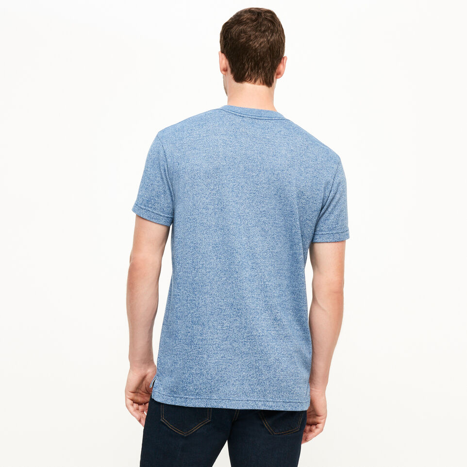 Roots-undefined-Mens Perfect Pepper T-shirt-undefined-D