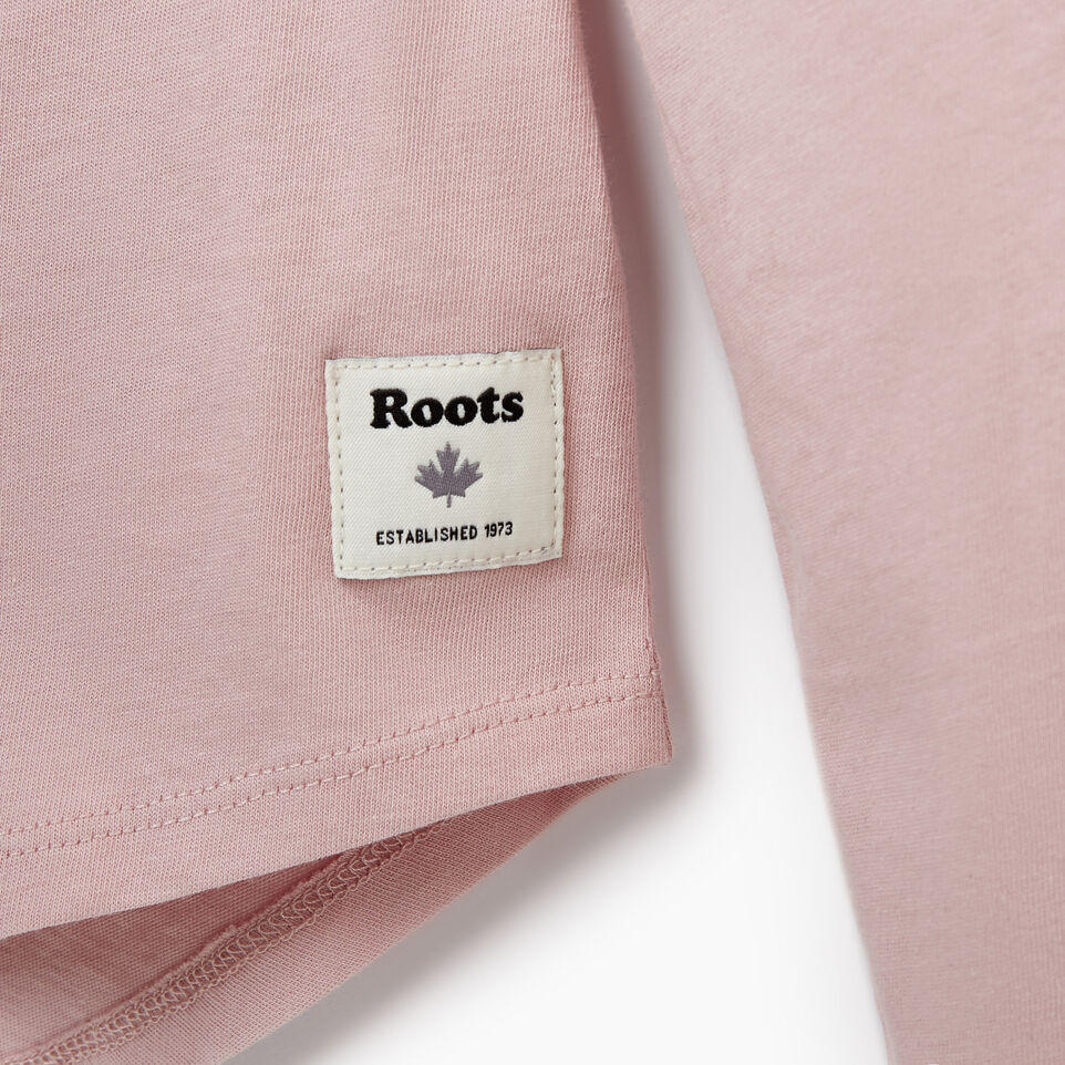Roots-undefined-T-Shirt Explorer pour filles-undefined-D