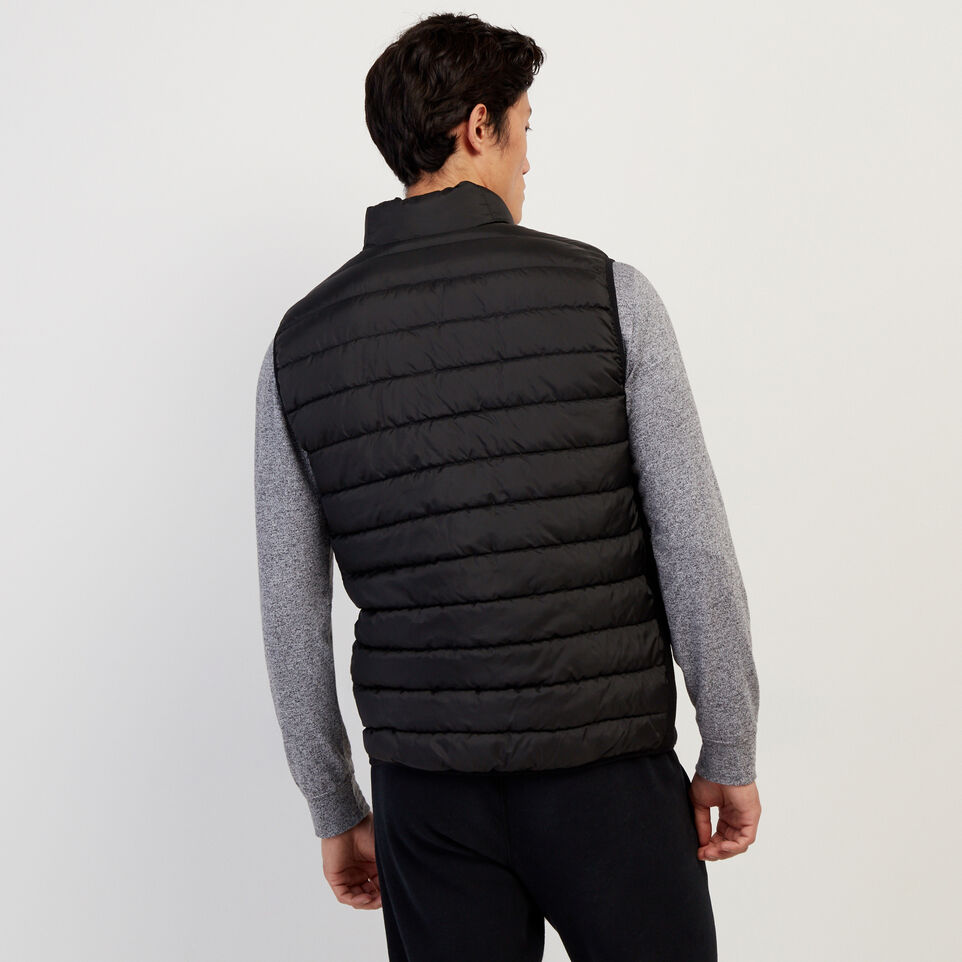 Roots-New For February Journey Collection-Journey Hybrid Vest-Black-D