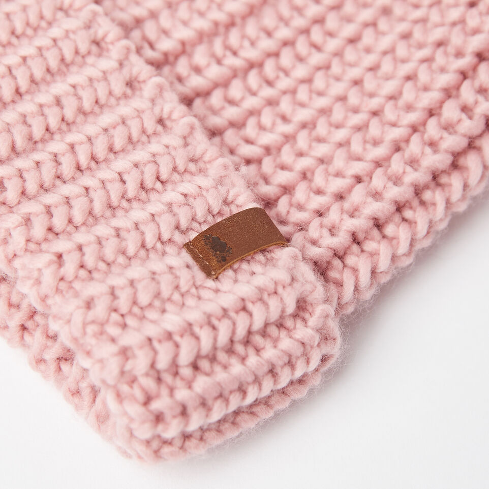 Roots-undefined-Girls Olivia Fur Pom Pom Toque-undefined-E