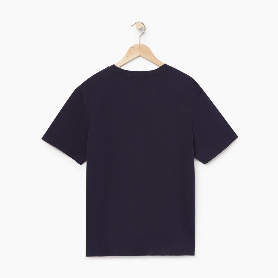 Roots-undefined-Mens Roots Wave T-shirt-undefined-B