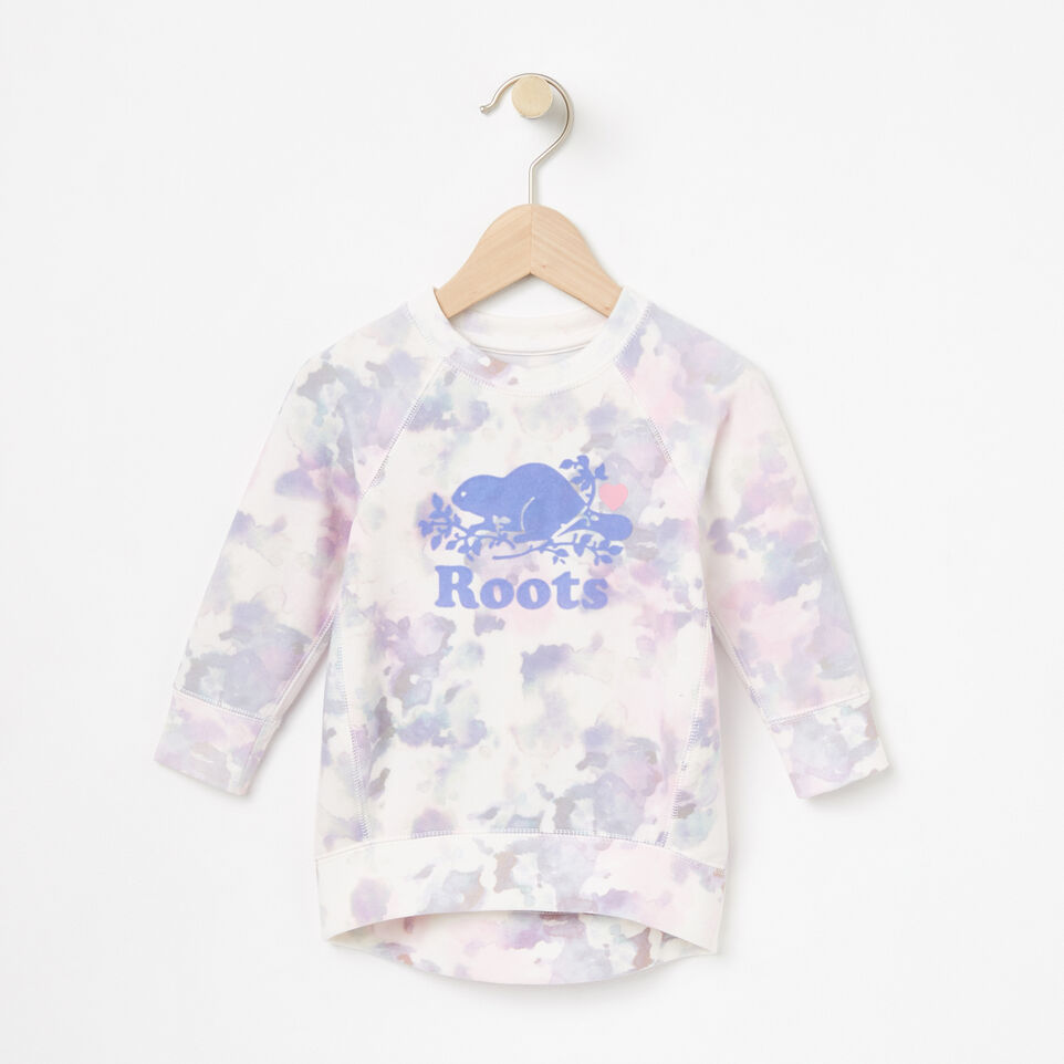 Roots-undefined-Baby Watercolour Tunic-undefined-A