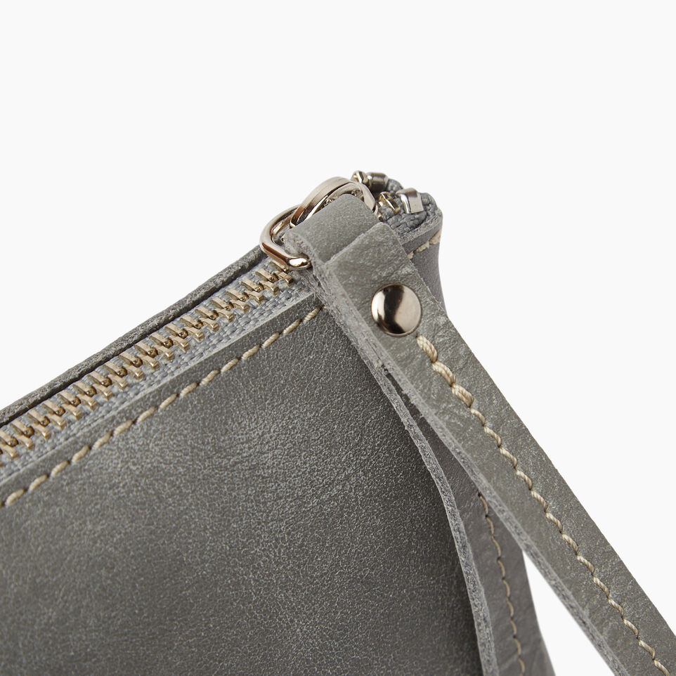 Roots-Leather Our Favourite New Arrivals-Wristlet Pouch-undefined-D